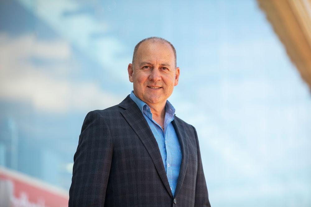 Mark Piwkowski Chief Executive Officer at Caulfield Racecourse